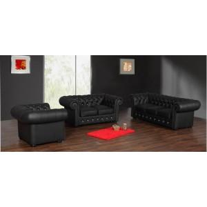Sofa dwu-osobowa Chesterfield Classic
