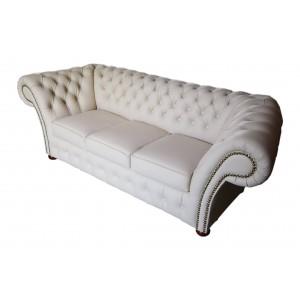 Sofa trzy-osobowa Winchesterfield