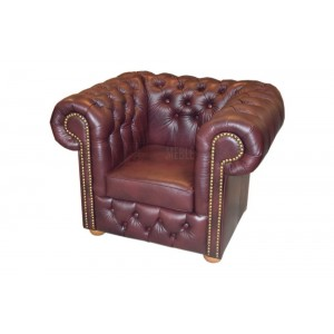 Fotel Chesterfield Classic Duo Bottons