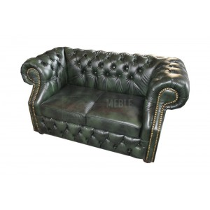 Sofa dwu-osobowa Chesterfield Oxford