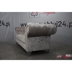 Sofa Trzy-Osobowa! Winchesterfield ICE VELVET