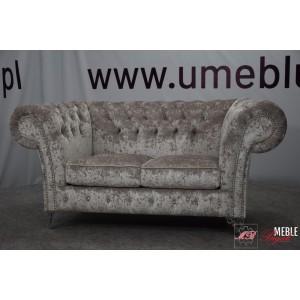 Sofa Dwu-osobowa Winchesterfield ICE VELVET